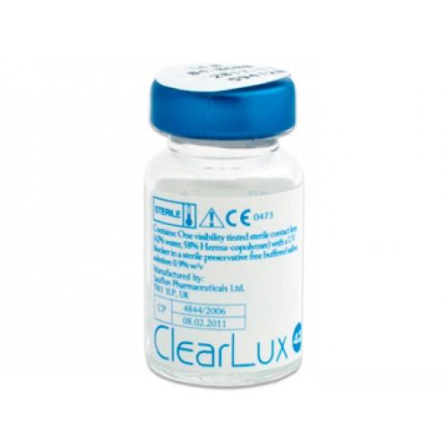 Традиционные контактные линзы ClearLux 42 UV Sauflon - Фото №1