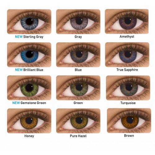Цветные контактные линзы Freshlook Colorblends Alcon - Фото №1
