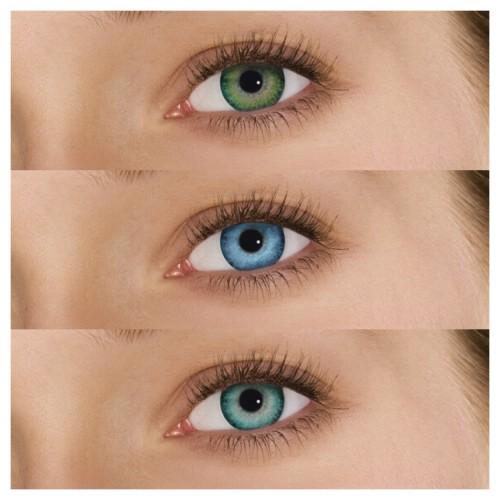 Цветные контактные линзы FreshLook Dimensions (00) Alcon - Фото №1