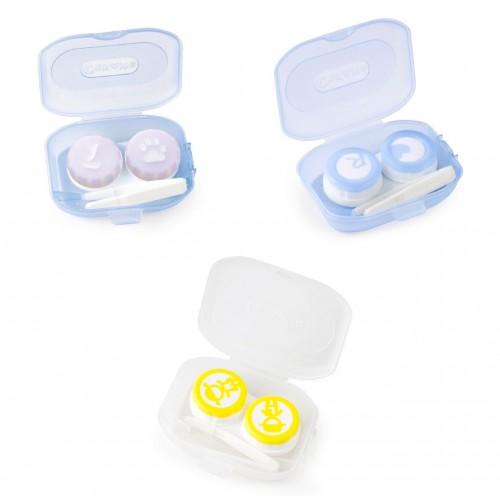 Дорожный мини-набор для контактных линз - Фото №1