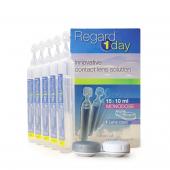 Раствор для контактных линз Regard 1Day Vita Research - Фото №1