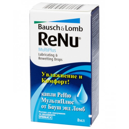 ReNu MultiPlus Drops