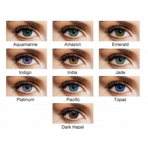Кольорові контактні лінзи SofLens Natural Colors Bausch&Lomb - Фото №1