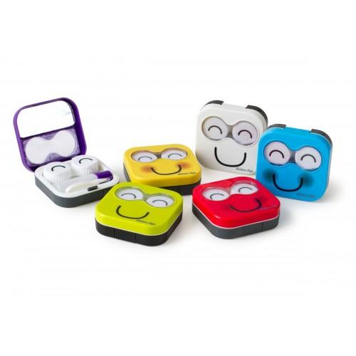 Дорожный набор для контактных линз «Смайл»